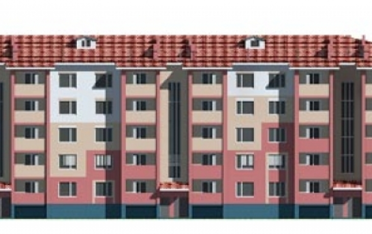 Квартиры в жилом доме на ул. Костромской, д. 100